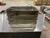 4 x Large Metal Trays (110cm)