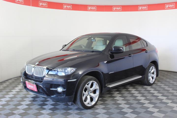 2009 BMW X6 xDrive 50i E71 LCI Automatic Coupe