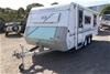 1999 Windsor Statesman Royals Caravan
