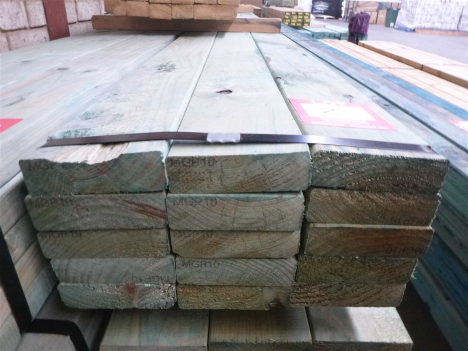 Qty 15x H2 Treated Pine