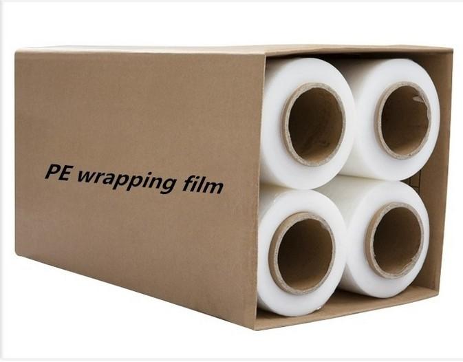 Extra Strength Manual Wrap (White Colour)500mm x 450m x20 um
