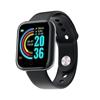 Smart Fitness & Health Activity Tracker Watch (Black)