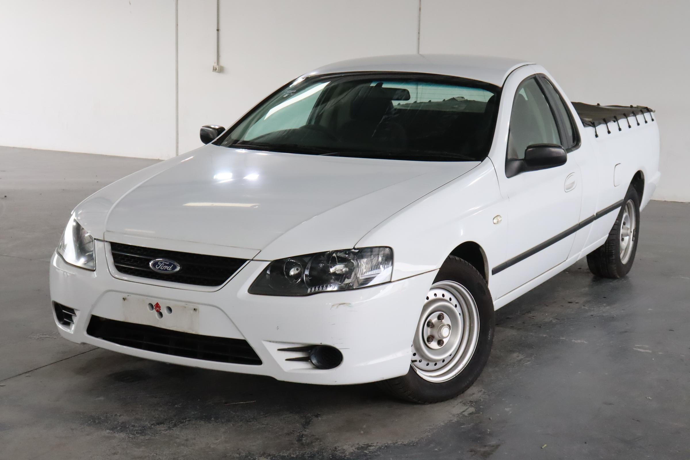 2007 Ford Falcon XL (LPG) BF MKII Automatic Ute