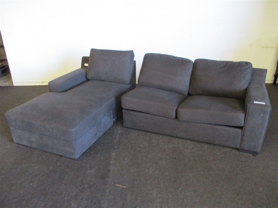 Shaw 3 Seat Sofa with Sofa Bed and Chaise