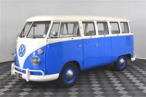 1965 Volkswagen Kombi Microbus Manual 8
