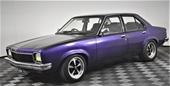 1974 Holden Torana LH Manual Sedan