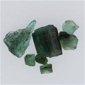 Unreserved Gemstone Bonanza - Rough Emerald, Amethyst + More