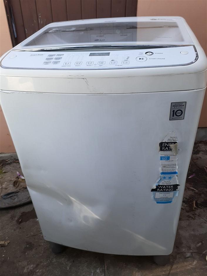 Diamond Toploader Washing Machine 7.5Kgs