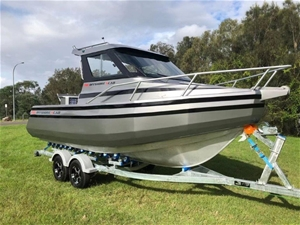 2021 New Zealand Plate Boats 2100 OFFSHO