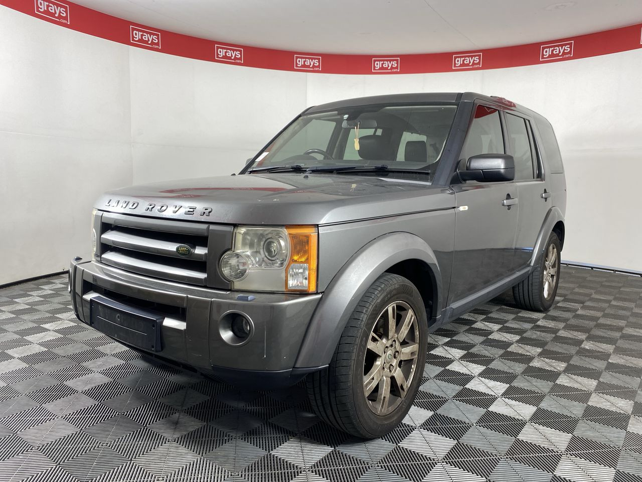 2009 Land Rover Discovery 3 SE Series III Turbo Diesel Auto 7 Seats Wagon