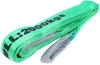 Flat Webb Lifting Sling WLL 2,000kg x 4M (With Test Cert). Buyers Note - Di