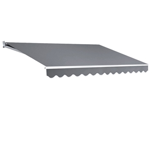 Instahut 4M x 3M Outdoor Folding Arm Awn