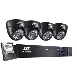 ULtech CCTV Security Home Camera System
