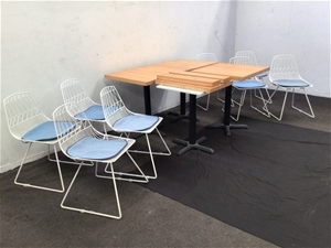12x Cafe Dining Pieces