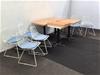<p>12x Cafe Dining Pieces </p>