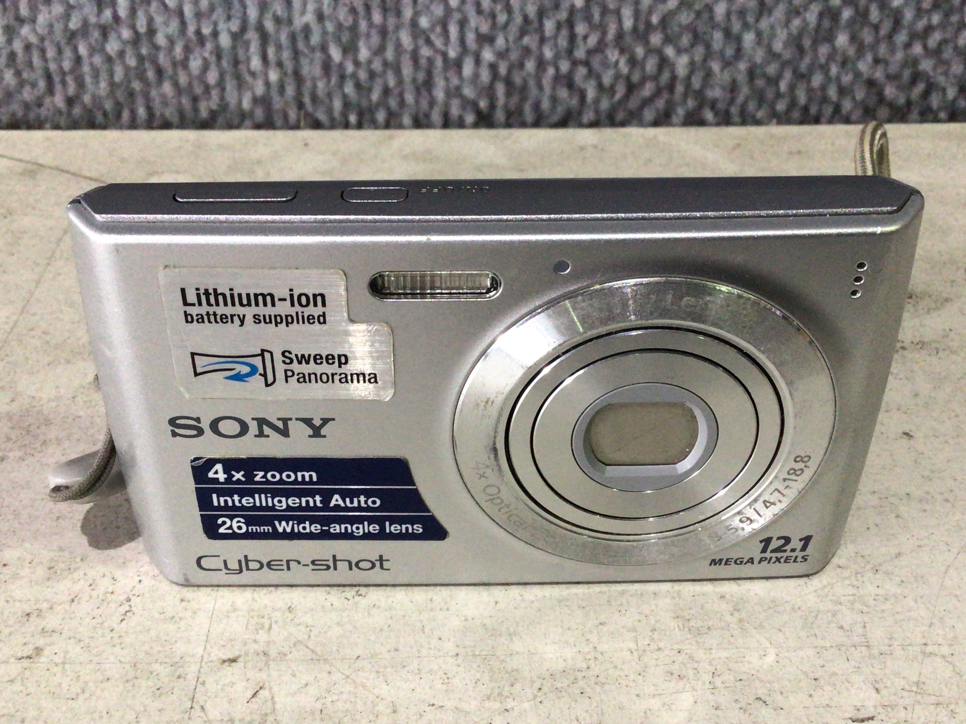 Sony DSC-W510 Digital Camera