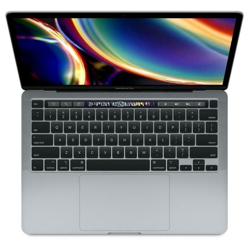 APPLE 13in MacBook Pro Laptop, Space Grey, Model A2251. N.B. Has been used.