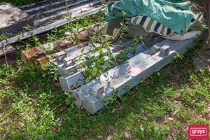 7x steel fence posts
