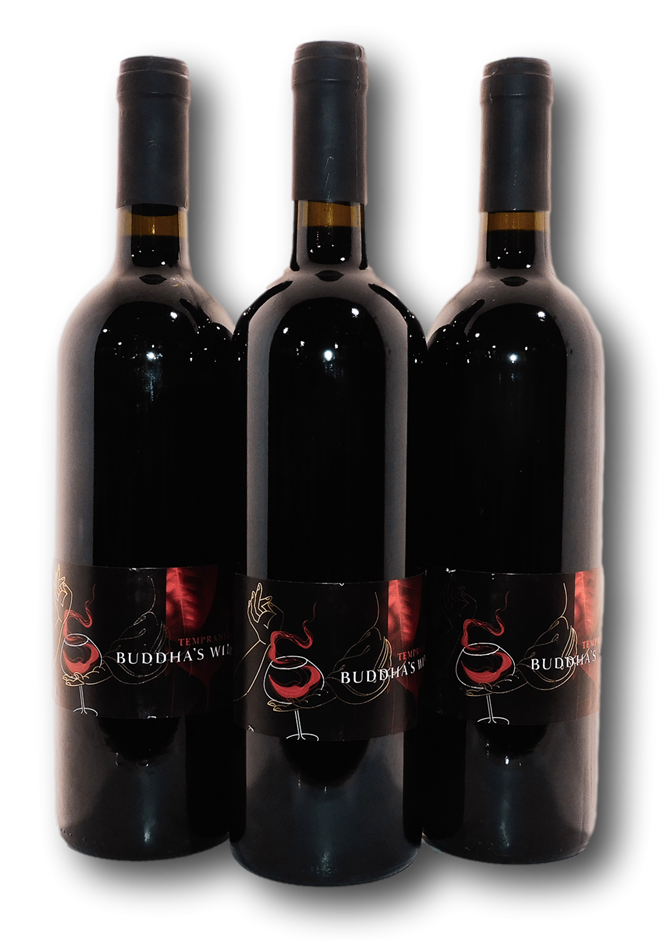 Stuart Wine Company Buddha's Wine Tempranillo 2004 (3x 750mL), Heathcote