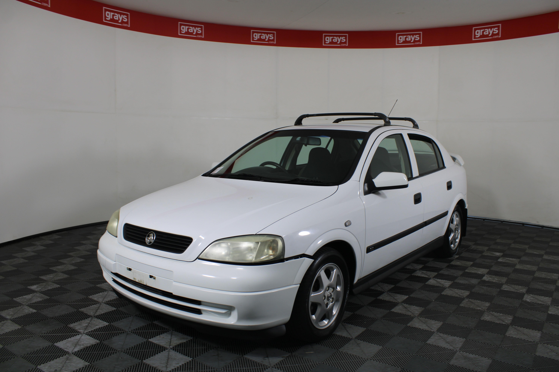 Holden Astra CD TS Manual Hatchback