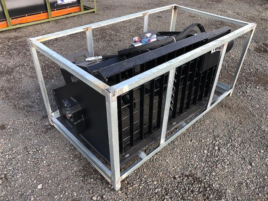 2021 Unused Concrete Mixer Bucket Attachment