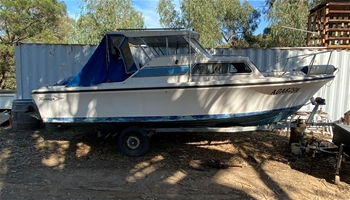 Vehicles, Boat and Boat Moulds, Earthmoving, Processing Equipment, General Equipment and More Including