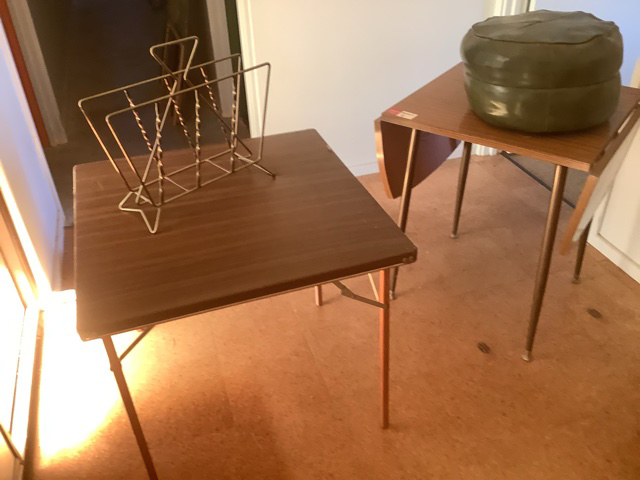 Assorted Furniture & Household Items