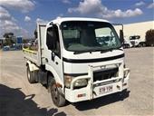 2006 Hino U305 (XZU305R) 4 x 2 Tipper Truck