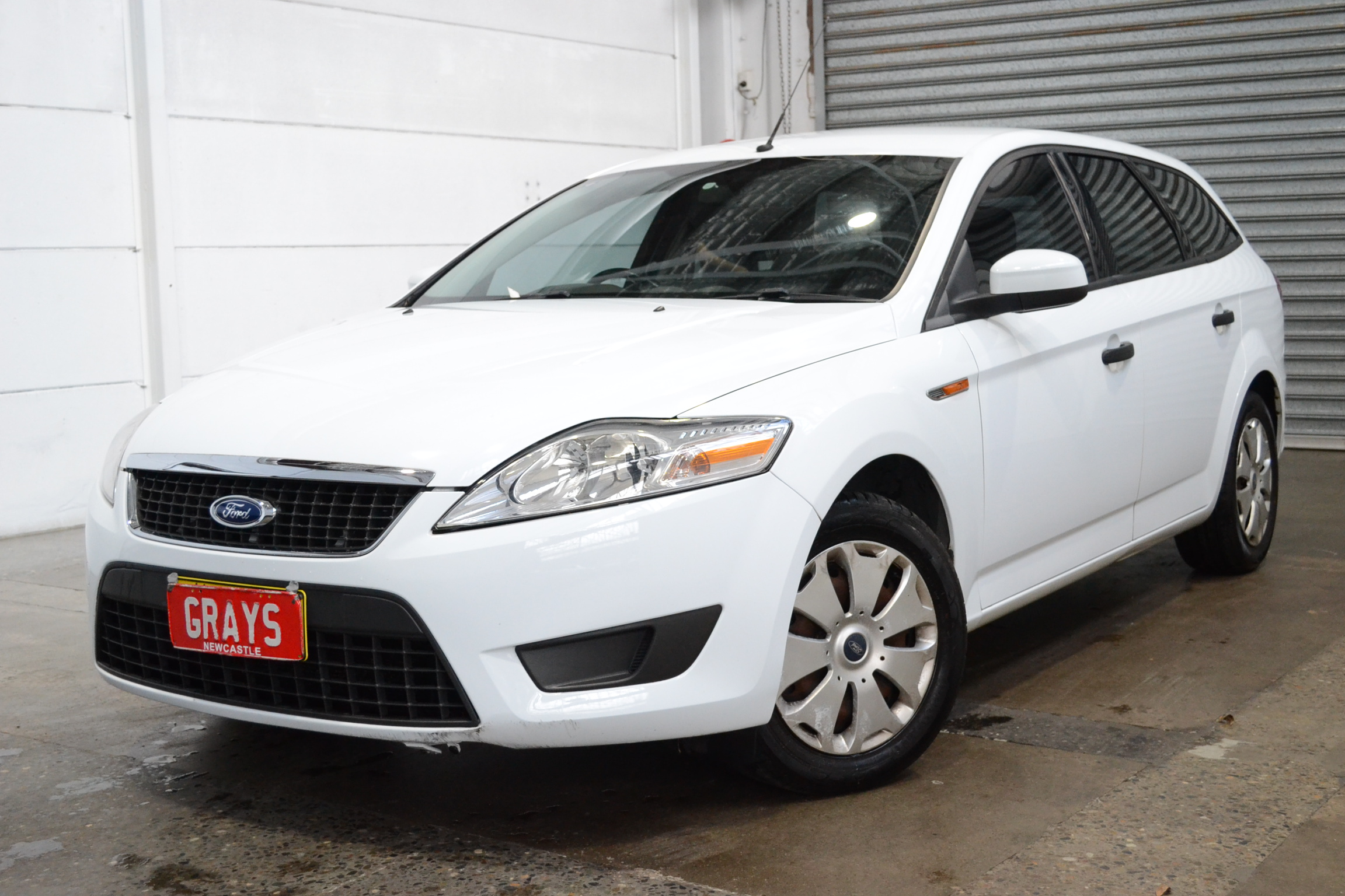 2009 Ford Mondeo LX MB Automatic Wagon