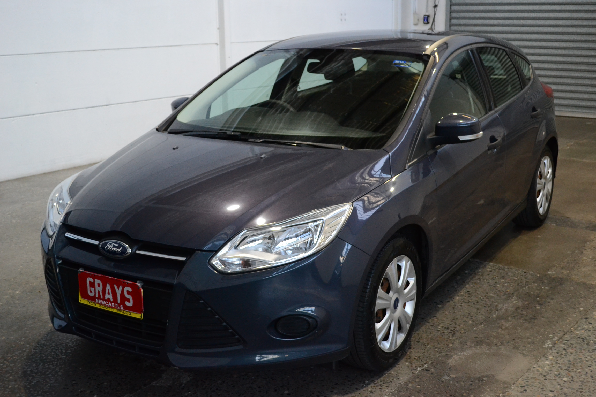 2012 Ford Focus Ambiente LW Automatic Hatchback