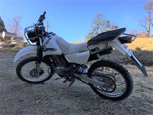 Suzuki Dual Sports 200 DR AG Bike