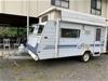 1999 Jayco Starcraft Pop Top Caravan