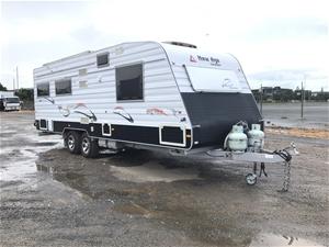 2012 New Age Caravans Big Red series 2 2