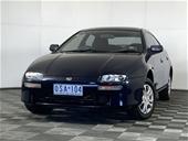 Unreserved 1997 Mazda 323 Astina BA Automatic Hatchback