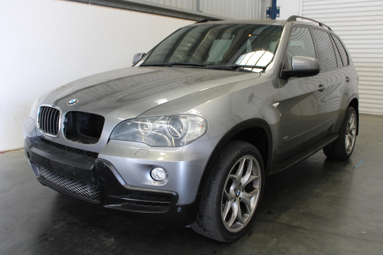 BMW X5 4.8i E70 Automatic Wagon (WOVR)