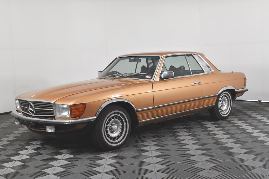 1971 Mercedes Benz 450 SLC Automatic Coupe