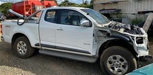 2014 Holden Colorado RG LTZ 4WD Automati