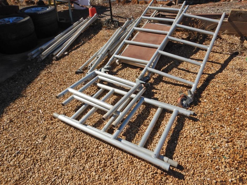 Portable Aluminium Scaffolding (Linwood , SA)