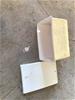 1x Fibreglass Gas Locker with Door Lid