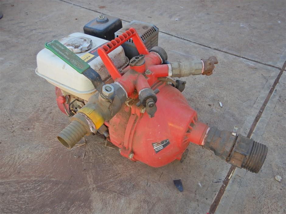 Davey 5255H-O Portable Water Pump (Linwood , SA)