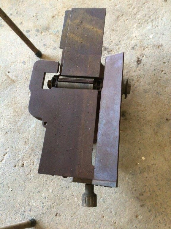Steel Fabricated Bench Plane