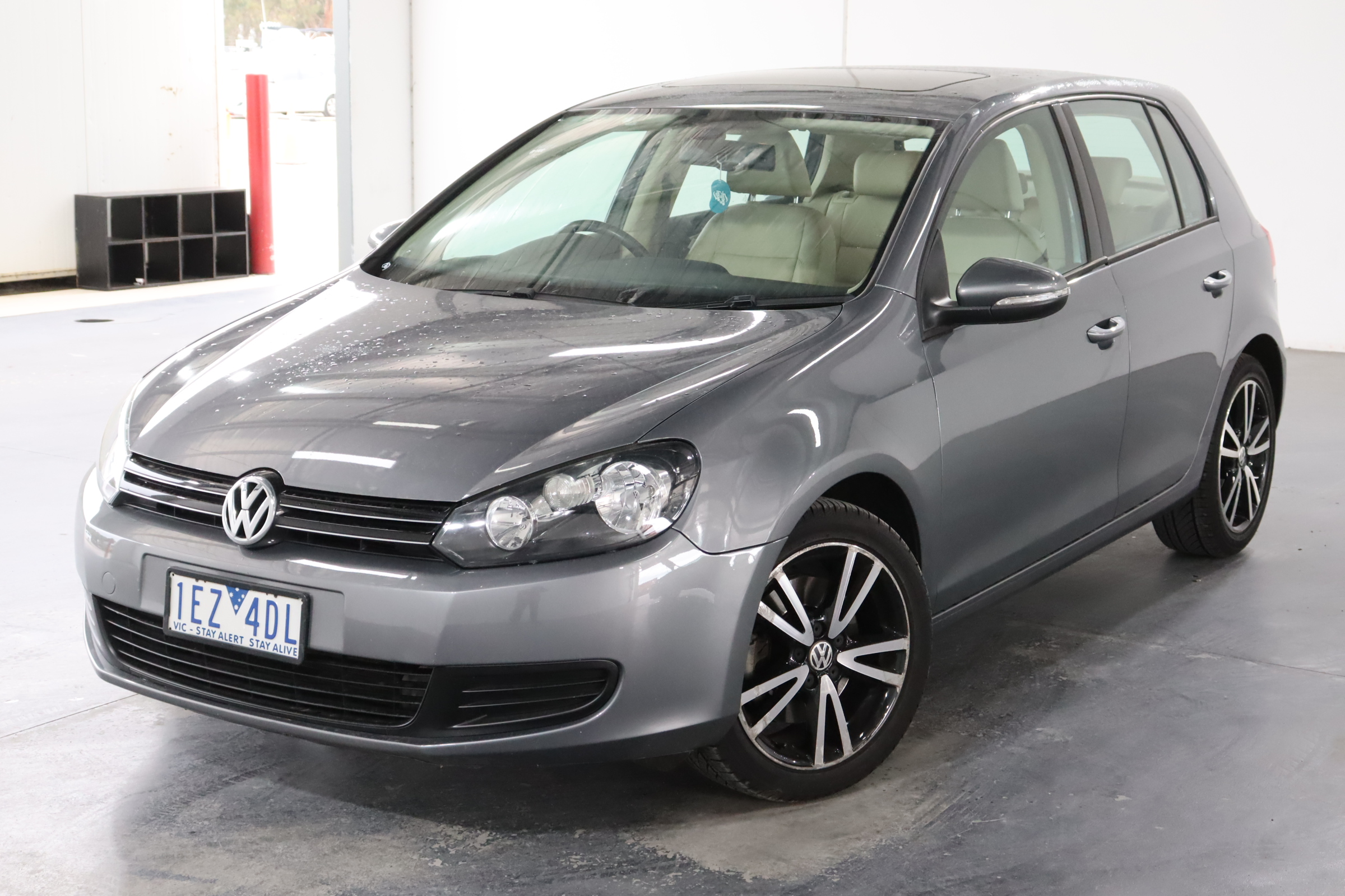 2010 Volkswagen Golf 118TSI Comfortline A6 Automatic Hatchback