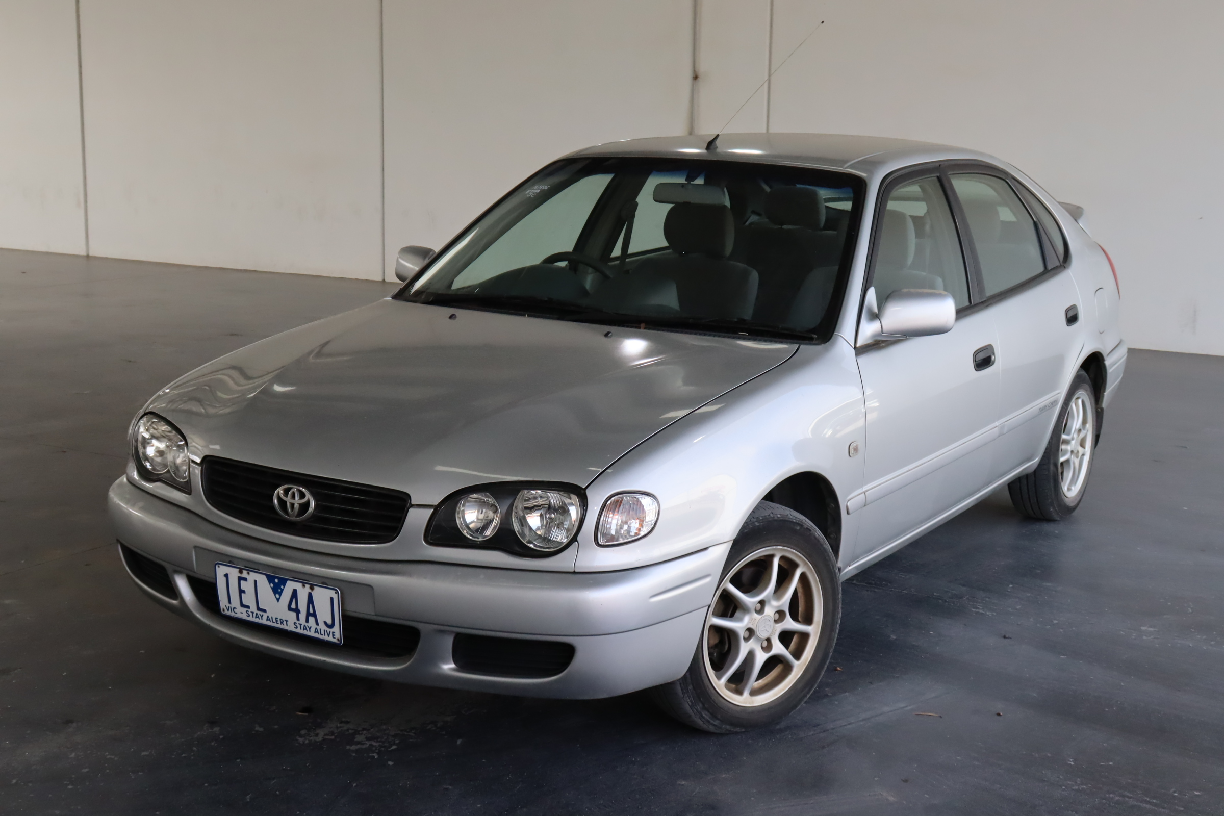 2000 Toyota Corolla Conquest AE112R Automatic Hatchback