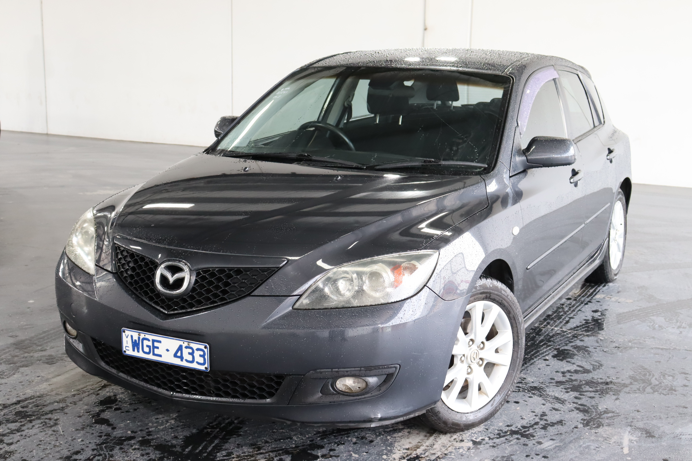 2007 Mazda 3 Maxx Sport BK Manual Hatchback