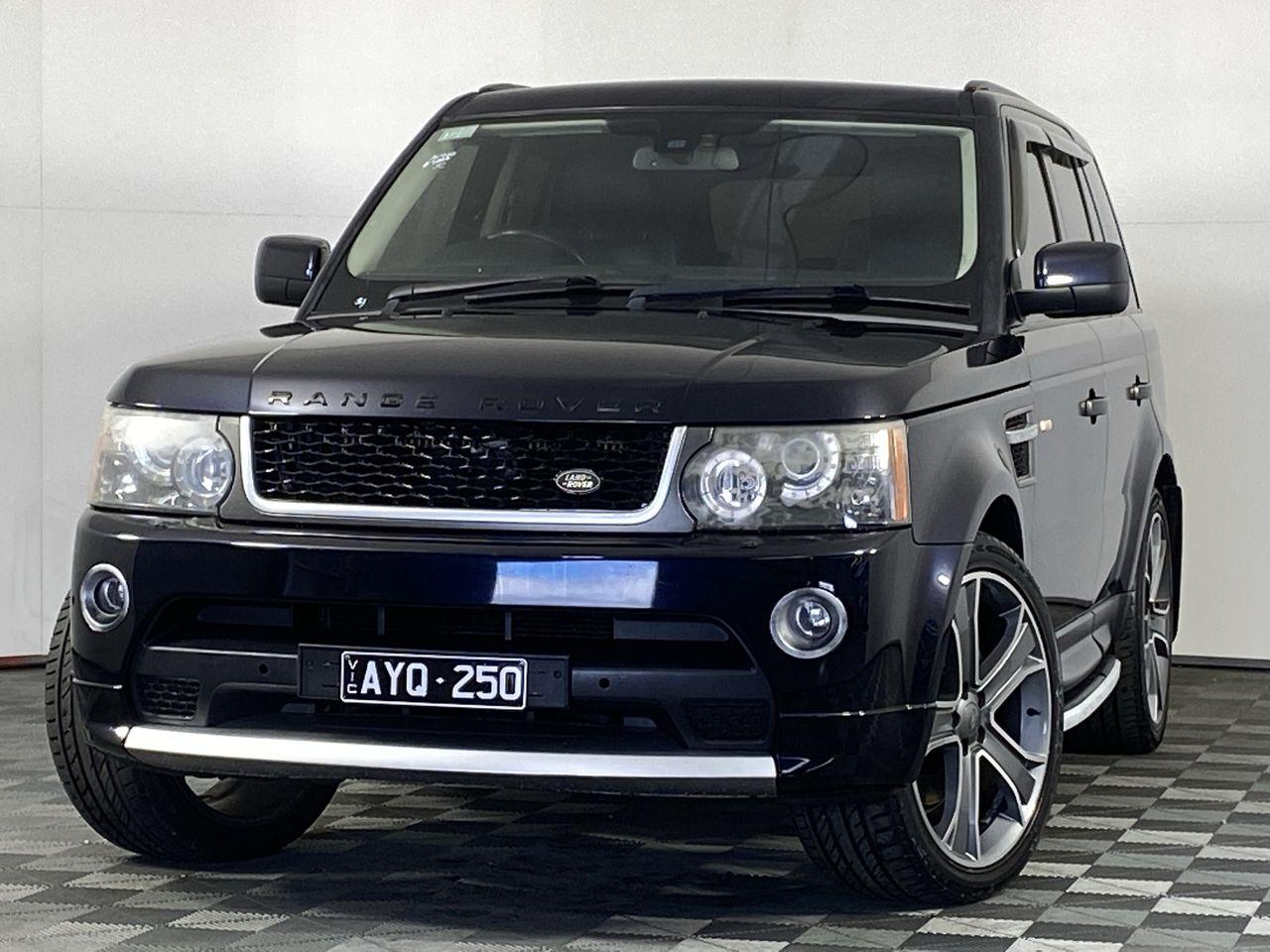 2009 Land Rover Range Rover Sport 3.0 TDV6 Turbo Diesel Automatic Wagon
