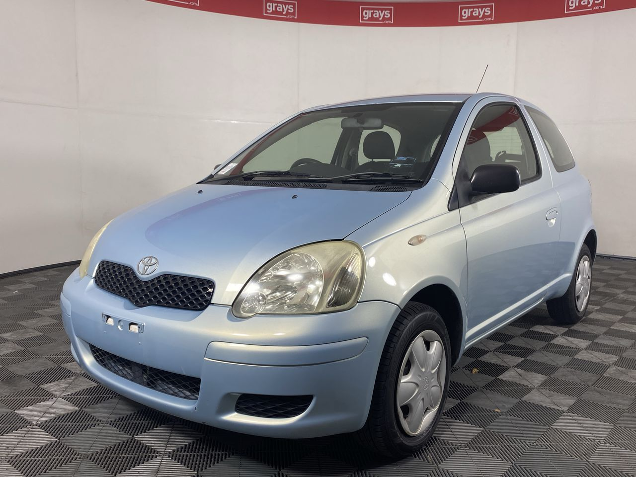 2003 Toyota Echo NCP10R Automatic Hatchback