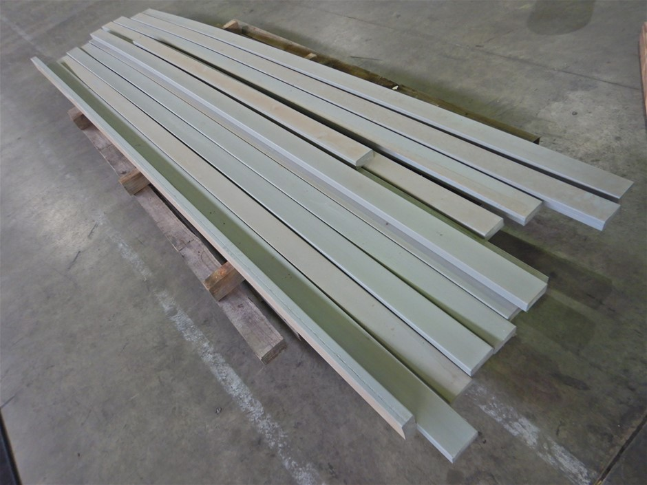 Lengths of Recycled Plastic Planks (Pooraka, SA)