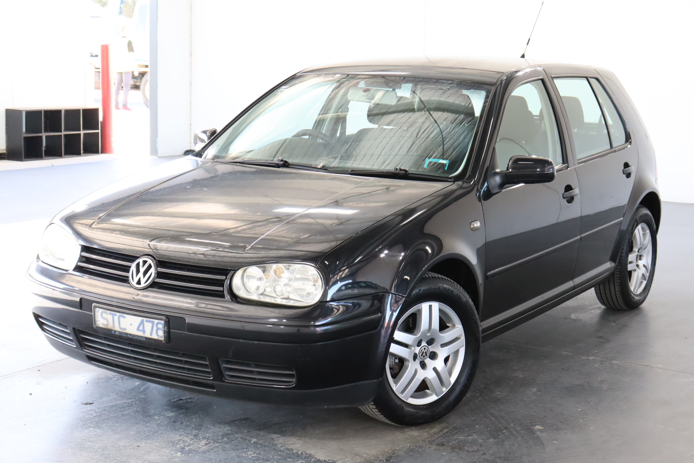 2004 Volkswagen Golf 2.0 Generation A4 Manual Hatchback
