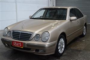 2000 Mercedes Benz E240 Classic W210 Aut