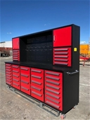2021 Unused 40 Drawer Work Bench / Tool Cabinets - Darwin